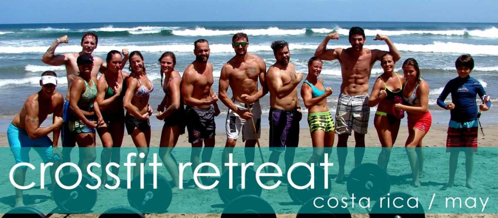 crossfit retreat costa rica summer
